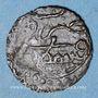 Coins Algérie. Mahmoud II (1223-1255H = 1808-1839). 1 aspre (1247 ou 1248H). Constantine