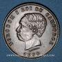 Coins Cambodge, Norodom I (1860-1904). 10 centimes 1860