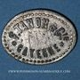 Coins Guyane. Cayenne. F. Tanon & Cie. 30 cent n. d.