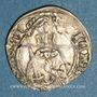 Coins Aquitaine. Richard II (1377-1390). Hardi