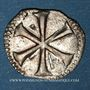 Coins Auvergne. Evêché du Puy. Obole (XIIe - XIIIe siècle)