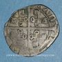 Coins Comtat Venaissin. Alexandre VI Borgia (1492-1503). Demi-gros