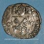 Coins Comtat Venaissin. Clément VIII (1592-1605). Au nom de Silvio Savelli. Douzain (1593 ). Carpentras