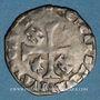 Coins Comtat Venaissin. Clément VIII (1592-1605). Monnayage au nom d'Octave d'Aquaviva. Douzain 15(?)