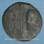Coins Comtat Venaissin. Clément X (1670-1676). Bulle papale
