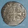 Coins Comtat Venaissin. Grégoire XIII (1572-85). Au nom du légat Charles de Bourbon. Douzain