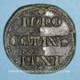 Coins Comtat-Venaissin. Innocent VI (1352-1362). Bulle papale