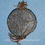 Coins Comtat Venaissin. Jules II (1503-1513). Bulle papale
