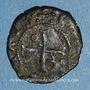 Coins Comtat Venaissin. Jules II (1503-1513). Denier