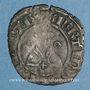 Coins Comtat Venaissin. Martin V (1417-1431). Denier. Avignon