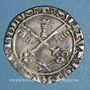 Coins Comtat Venaissin. Martin V (1417-1431). Gros ou carlin. Avignon