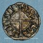 Coins Comtat Venaissin. Monnayage anonyme (vers 1240-1270). Obole