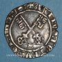 Coins Comtat Venaissin. Siège vacant (1415-1417). Francois de Conzié. Gros ou carlin