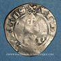Coins Comtat Venaissin. Urbain V (1362-1370). Quart de gros