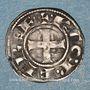 Coins Comté de Provence. Charles I d'Anjou (1246-1285). Tournois provençal