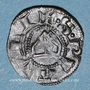 Coins Dauphiné. Evêché de Saint-Paul-Trois-Châteaux. Monnayage anonyme (1225-1250). Obole (billon)