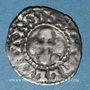 Coins Dauphiné. Evêché de Valence. Monnayage anonyme (XIIe - XIIIe siècle). Obole