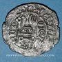 Coins Duché de Bourgogne. Eudes IV (1315-1349). Maille noire double au petit écu de Bourgogne