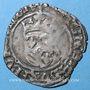 Coins Duché de Bourgogne. Jean sans Peur (1404-1419). Gros. Cuisery