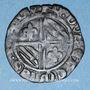 Coins Duché de Bourgogne. Philippe le Bon (1419-1467). Double tournois. Auxonne(?), après 1423