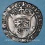 Coins Duché de Bourgogne. Philippe le Bon (1419-1467). Gros. Auxonne, juillet 1420 à février 1421