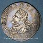 Coins Franche Comté. Cité de Besançon. 1/2 daldre 1642