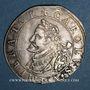 Coins Franche Comté. Cité de Besançon. 1/2 daldre 1643