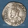 Coins Franche Comté. Cité de Besançon. Blanc (= 1/2 carolus) 1541