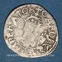 Coins Franche Comté. Cité de Besançon. Blanc (= 1/2 carolus) 1544