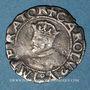 Coins Franche Comté. Cité de Besançon. Blanc (= 1/2 carolus) 1546