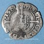 Coins Franche Comté. Cité de Besançon. Blanc (= 1/2 carolus) 156(0?)