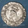Coins Franche Comté. Cité de Besançon. Blanc (= 1/2 carolus) 1575