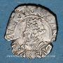 Coins Franche Comté. Cité de Besançon. Blanc (= 1/2 carolus) 1581