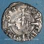 Coins Franche Comté. Cité de Besançon. Blanc (= 1/2 carolus) 1583