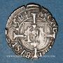 Coins Franche Comté. Cité de Besançon. Blanc (= 1/2 carolus) 1584
