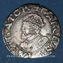 Coins Franche Comté. Cité de Besançon. Carolus 1549