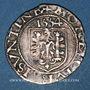Coins Franche Comté. Cité de Besançon. Carolus 1554