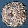 Coins Franche Comté. Cité de Besançon. Carolus 1555