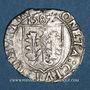 Coins Franche Comté. Cité de Besançon. Carolus 1582