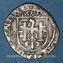 Coins Franche Comté. Cité de Besançon. Carolus 1599