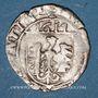 Coins Franche Comté. Cité de Besançon. Carolus 1614