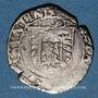 Coins Franche Comté. Cité de Besançon. Carolus 1615