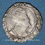 Coins Franche Comté. Cité de Besançon. Carolus 1618. Type avec grand buste droit