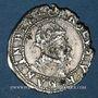 Coins Franche Comté. Cité de Besançon. Carolus 1619. Type avec CAROLVS : V