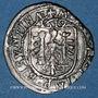 Coins Franche Comté. Cité de Besançon. Carolus 1619. Type avec légende fautive au revers : IMPMPER