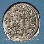 Coins Franche Comté. Cité de Besançon. Carolus 1623
