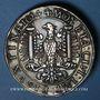 Coins Franche Comté. Cité de Besançon. Daldre de 32 gros 1624