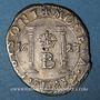 Coins Franche Comté. Cité de Besançon. Gros (= 1/8 teston) 1623