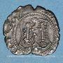 Coins Franche Comté. Cité de Besançon. Niquet 157(...). R ! R !