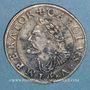 Coins Franche Comté. Cité de Besançon. Teston 1624